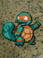 Squirtle michelangelo by powerranger02
