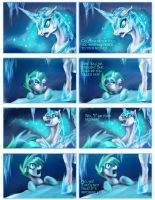 Frightmare Frost comic by slifertheskydragon