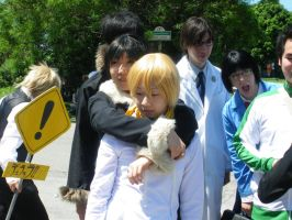 Drrr - Anime North 2010 by Ryukai-MJ