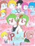 Cover for Phantom by SonicRanger-1