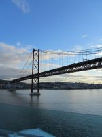 Lisbon Bridge by PointsOfArticulation
