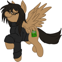 The ID is now a pony by Staris-Chan