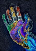 The Hand That Feed Imagination by JCHARLIE