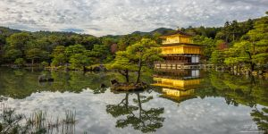 The Temple of Gold by AndrewShoemaker
