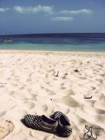 Casual Beach Shoes by icarus-divinity