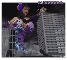 Aliessssa by Xen0phage