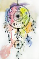 Dreamcatcher by EquineRibbon