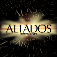 CD|Aliados|Aliados. by Heart-Attack-Png