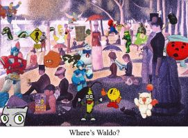 Wheres Waldo? by DarkLordCalibos
