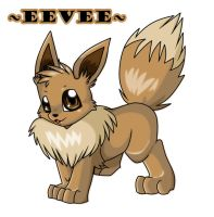 EeveE by Sohilicious