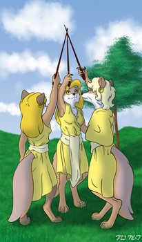 Binding Commitment by Mabon-Tail