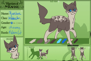 [WotR] Riverstone Reference Sheet by Kama-ItaeteXIII