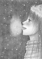 Let It Snow by MangaAnimeLover