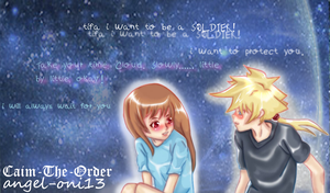 Crushes and Promises - Collab w/ Caim-the-Order by angel-oni13