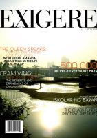 Exigere Cover by openthedorr
