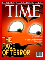 Coverboy Clyde Makes it on Time Magazine by Geibuchan