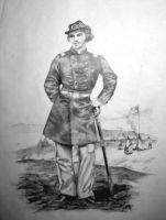 union soldier by MADCOCK666