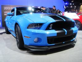 2013 Mustang Shelby GT500 by zalmyw88