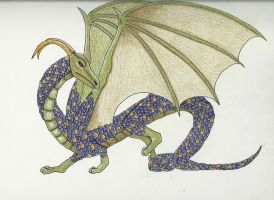 dragon by bebesdupoire