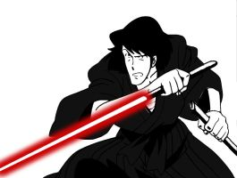 Goemon the Sith by CZProductions