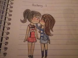 Chibi PezBerry by Adycolor