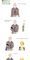 Ask-MMD-Netherlands: Question 87 and 88 by Ask-MMD-Netherlands