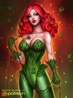 Poison Ivy by AyyaSap