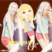 Bridgit Mendler Doll by MartuLovatic