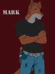 Mark (Rango) by DianavQgdk