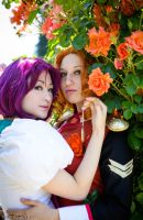 Thorns - Revolutionary Girl Utena by Mostflogged