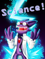 SCIENCE by Lazy-a-Ile
