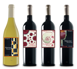 Wine Labels Front by chibiktsn
