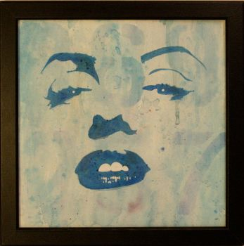 Marilyn- Blue by shawnie-b