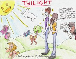 Twilight Is NOT Gothic by Dragonastra