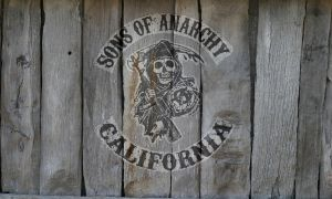 Sons of Anarchy Wallpaper by Oultre