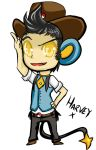 Art Trade: Harvey by Shikuroshi
