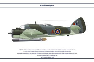 Beaufighter GB 144 Sqn 1 by WS-Clave