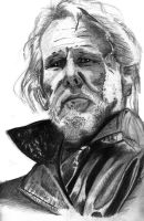 Nick Nolte by Rodriguezzz