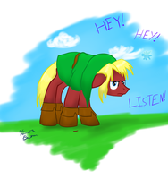 Link Pony by ShortCircuitCA