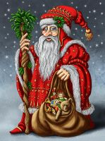 Santa Claus by ravenscar45