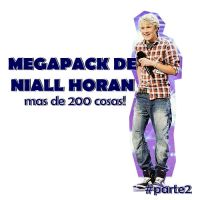 MEGAPACK NIALL HORAN (parte2) by Vaale-Editions