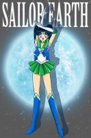 CO- Sailor Earth by FireFlea-San