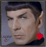Spock is the NEW SEXY by THEJ0KES0nBATSY