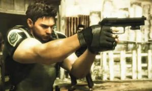 MER3D Chris Redfield by redfield37