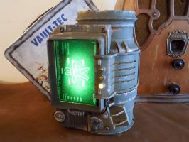 Pip-boy #002 by SunsetsWorkshop