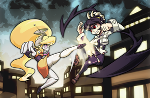Pivot vs Filia by Zedrin