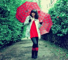 you can stay under my umbrella by sheerki