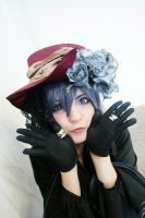Ciel Phantomhive - Real Earl by GaaSuka