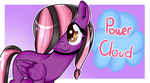 (gift) Power Cloud by foxxy00candy