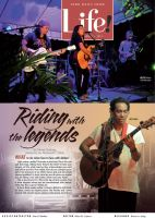 Riding with the legends by sercor